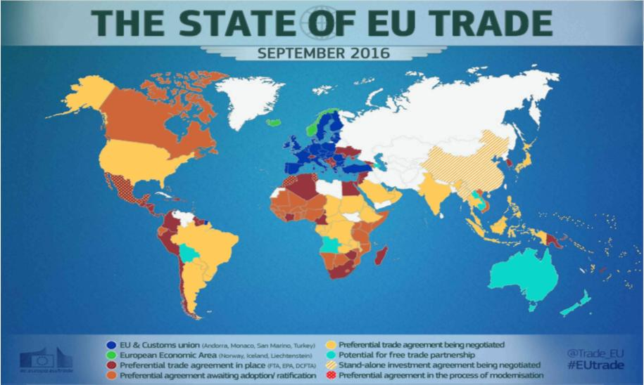 A Guide To Eu Procedures For The Conclusion Of International Trade